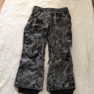 Burton Snow pants M dry ride GUC